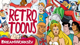 He-Man, Casper, Voltron & the Best Retro Toons on DreamWorksTV | OFFICIAL TRAILER