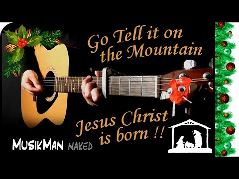 Go Tell it on the Mountain 🎄 (Simon & Garfunkel) - MusikMan ИΑКΕÐ mp3
