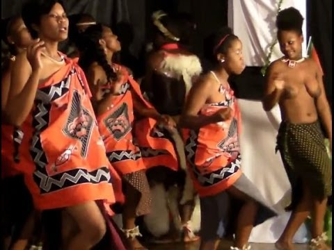 Swaziland Tourism SIDLA Cultural Dance Group