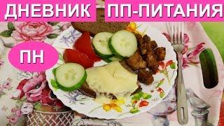 ХУДЕЕМ К НОВОМУ ГОДУ/Дневник ПП-питания-ПН