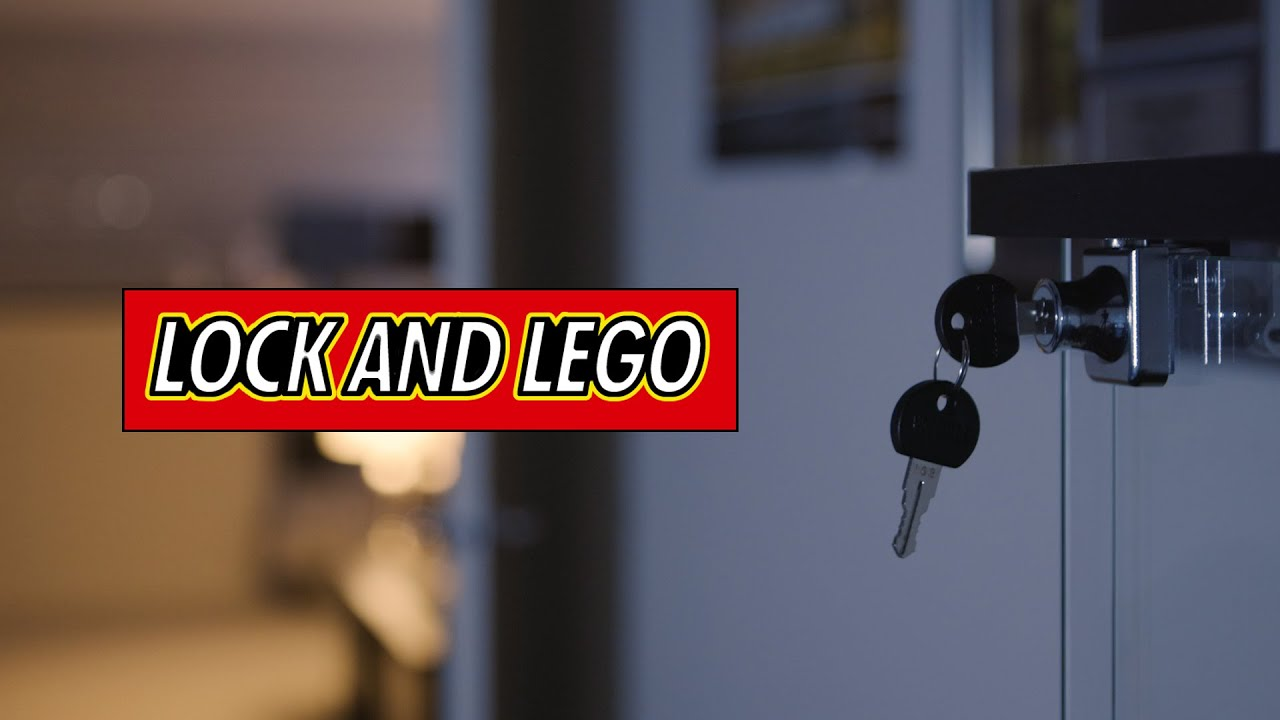 Lock and Lego - RODE Reel 2020