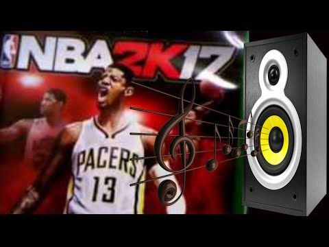 How to make your NBA 2K17 game play music during games