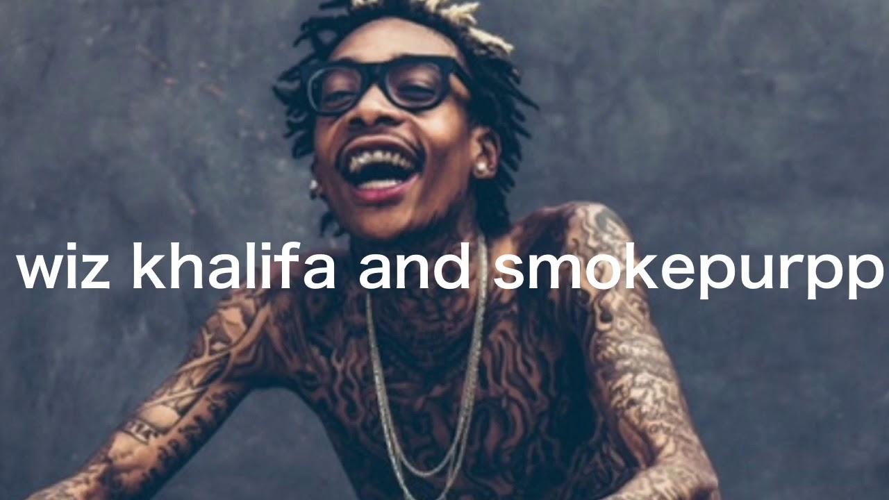 Captain Remix Smokepurpp And Wiz Khalifa Lyrics Youtube
