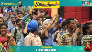 Promotional Tour - Dildariyaan | Chandigarh | Panipat  | Jassi Gill | Releasing 9th Oct