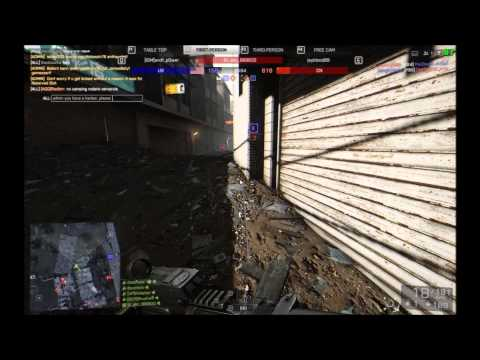Another BF4 Hacker caught by spectator mode