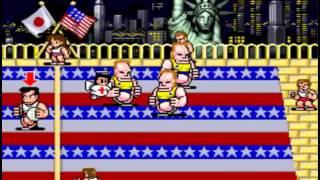 【街機】熱血高校躲避球(第三次輪迴爆機) Nekketsu Koukou Dodgeball-bu(The third end) thumbnail