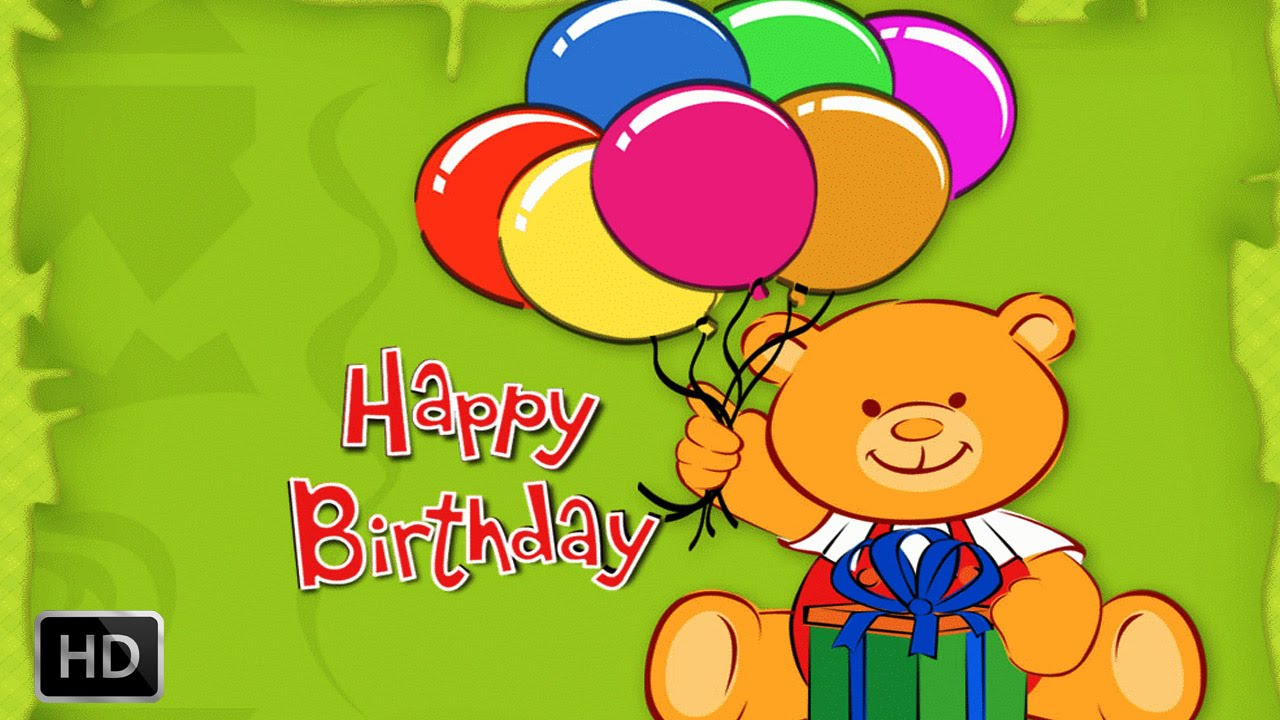 Happy Birthday To You - Best Happy Birthday Song for Kids