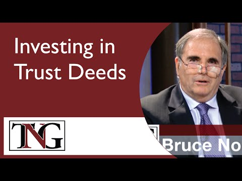 Trust Deed Investing with The Norris Group