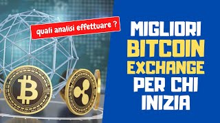 Migliori exchange crypto