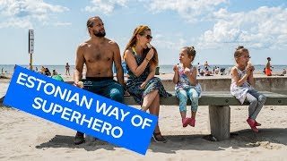 TEASER | How to Be a Superhero the #EstonianWay wi...