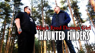 Black Eyed Children of Cannock Chase Ghost Hunting Haunted Finders Season 2 Episode 4