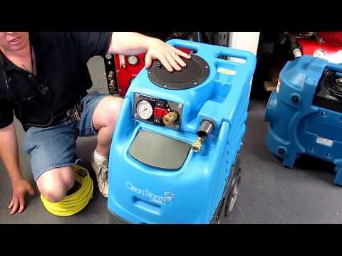Cleanstorm - 6 Gallon: Dual 2-stage, 300psi W/ 2000 Watt