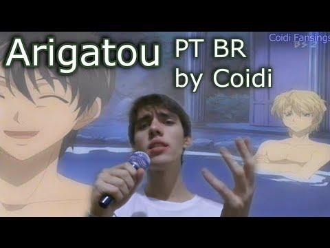 Obrigado (Arigatou) Remasterizada PT_BR - Fansing - Encerramento de Kyou Kara Maou