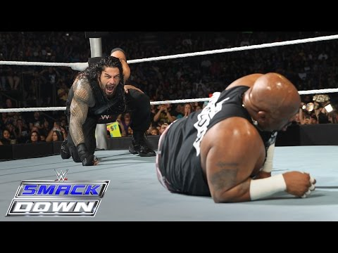 Roman Reigns & Dean Ambrose vs. The Dudley Boyz: SmackDown, February 18, 2016 | New WWE