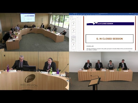 Council Meeting - 7 November 2018
