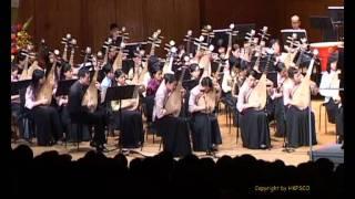 十面埋伏 (百人琵琶與吹打樂協奏) (世界首演)