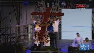 34. Światowe Dni Młodzieży w Panamie: Droga Krzyżowa z młodzieżą