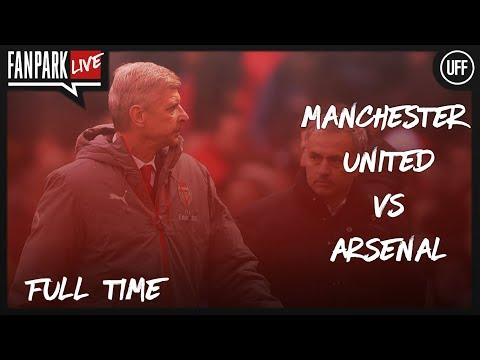 Atletico madrid 1-0 arsenal - half time phone in - fanpark live