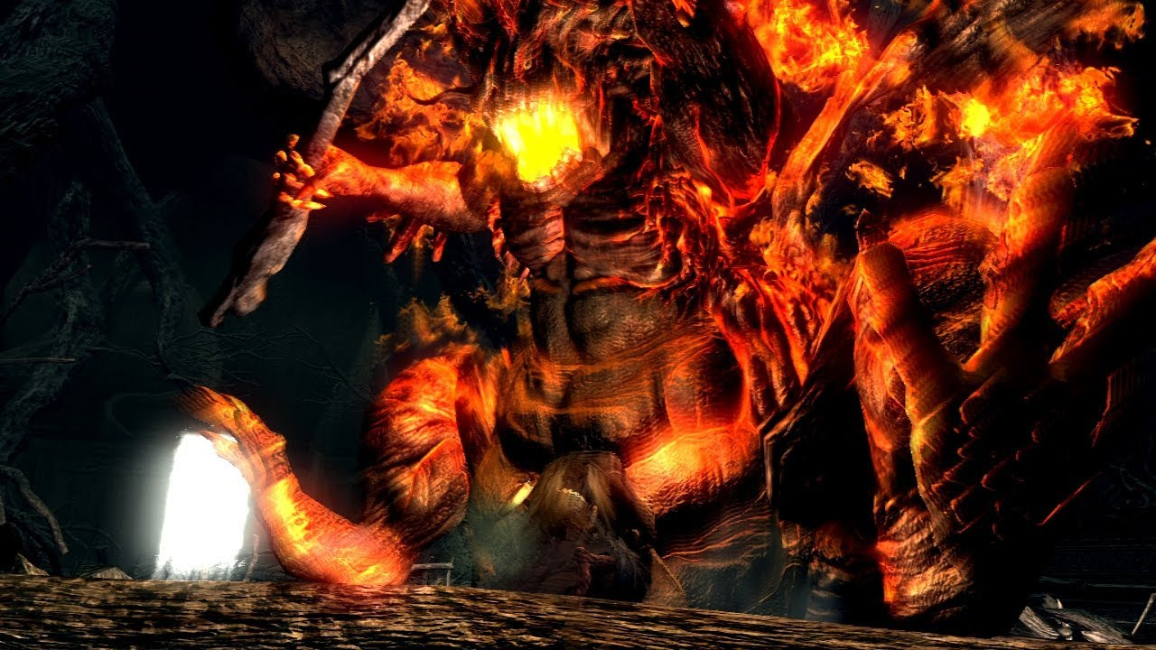 Tutorial   Sconfiggere Vecchio Re Demone  Dark Souls 3 - YouTube