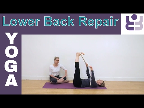 yoga practice for lower back pain repair  the 3 r's