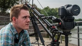 Konova Slider Jib J1 review (portable camera crane)