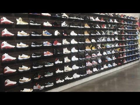 Cool Kicks Va >> Sneaker Shopping At Cool Kicks La Youtube