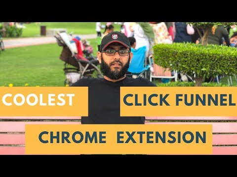 Coolest ClickFunnels Chrome Extension - Faster Funnels Review