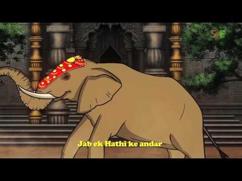 Bahubali 2 cartoon