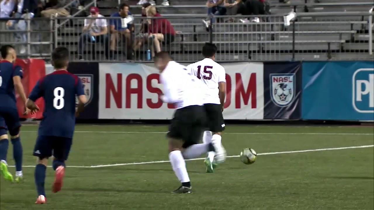 2017 IUPUI Men's Soccer Highlights - YouTube