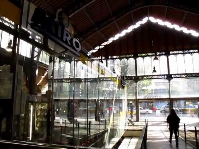Mercat de la Concepcio, Life in the market, rentals-barcelona, Apartments in Barcelona