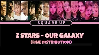 ... #zboys #zgirls #ourgalaxy ▶ song: z-stars - our galaxy don't forget to like, comment and subscribe 😊