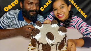 Фото OREO CAKE EATING   Oreo Chocolate Cake Malayalam   സൂപ്പർ ചോക്കോ Oreo Cake ഓവൻ ഇല്ലാതെ ASMRMalayalam