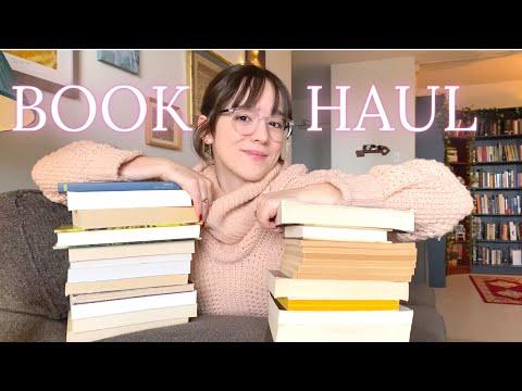a Big Cozy Book Haul🌸