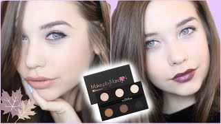 Two Fall Makeup Looks! || The MakeupbyMandy24 Palette Thumbnail