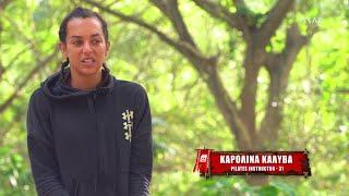 Καρολίνα: ο James παίζει με την ψυχολογία    Survivor   09/03/2021
