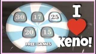 I love playing keno, but I know it's not for everyone! I've been si...