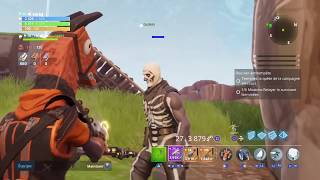 J scam a scammer on fortnite save the worlds
