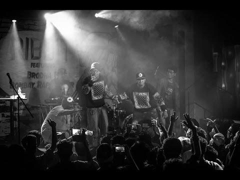 Team Tv - Bombay Rap Cypher Performing @ Blue Frog Mumbai Ft Divine/Naezy/Enkore/D'evil