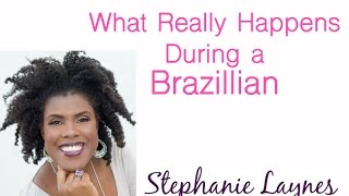 Esthetician Chat: What Really Happens During a Brazilian Wax?