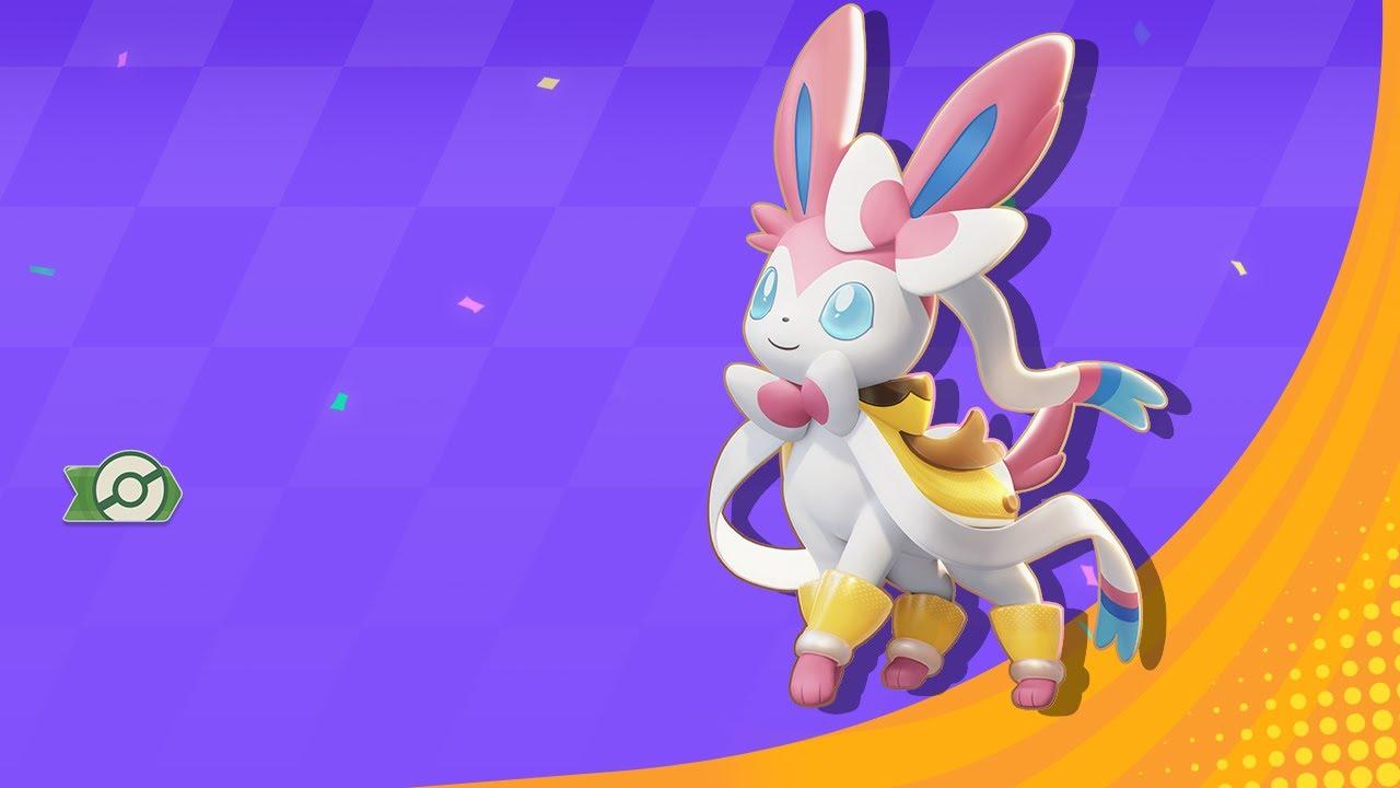 Sylveon está chegando. Conheça o próximo pokémon a chegar ao game.