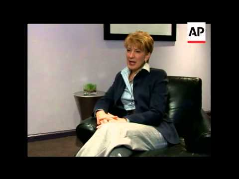 Interview w/ former HP CEO Carly Fiorina