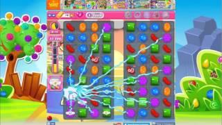 Candy Crush Saga Level 1554 (No Boosters)