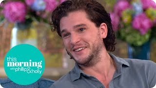 Kit Harington On Keeping Game Of Thrones Secrets | This Morning