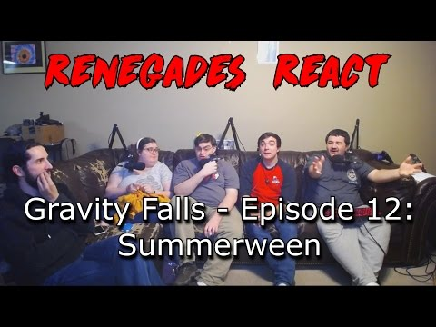 Renegades React to... Gravity Falls - Episode 12: Summerween