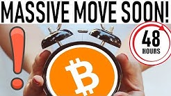 MASSIVE BITCOIN MOVE COMING IN 48hrs! MINERS DUMPING BITCOIN! WHO IS TRYING TO BUY ALL THE BITCOIN?