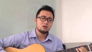 Noi tinh yeu ket thuc (acoustic cover)