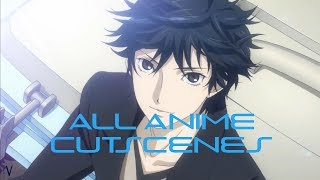 Persona 5 All Anime Animation Cutscene (Japanese Voice | English Subtittle)