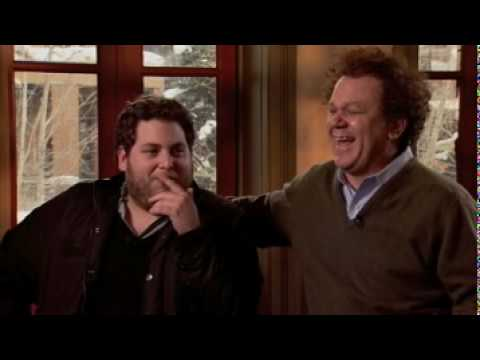 The Vocal Stylings of John C. Reilly and Jonah Hill