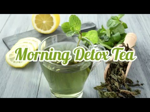 Morning Detox Tea