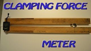 Clamping Force Meter